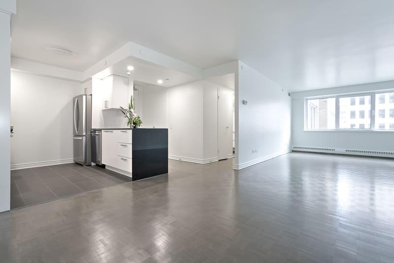 location appartement meublé montreal